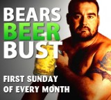 Sunday Bears Beer Bust