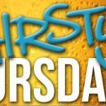 Thirsty Thursday's