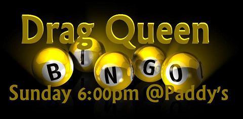 ** Special Drag Queen Bingo EVENT**2/11/18**