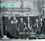 "Hir Bois ""boy band show"""