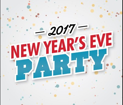 Bye Bye 2017 Party and NYE Celebration