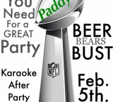 This Sunday is Bears Beer Bust