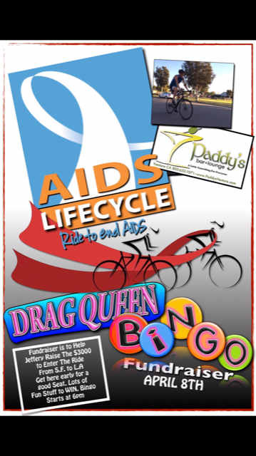 ** Special Drag Queen Bingo EVENT**4/08/18**